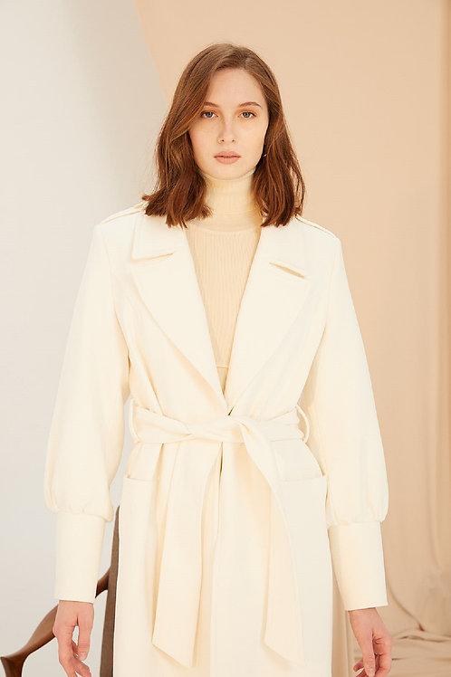 iHandmore Jessy Coat White