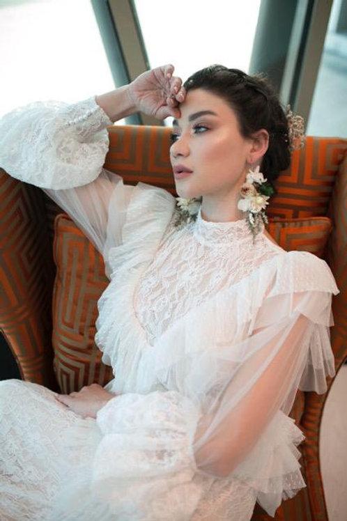 MugeMepa White Dress