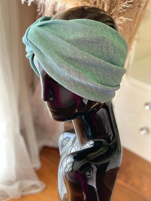 Green Shiny Headpiece