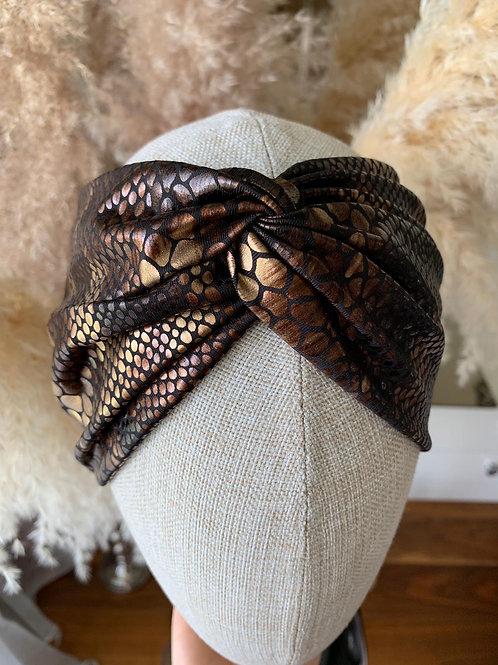 Snake Skin Headpiece