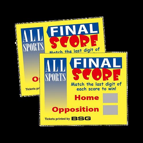 Universal Sports Score