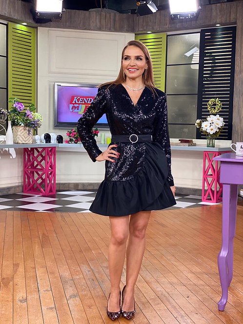 Coupe Alina Dress