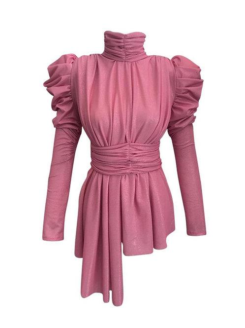 Gira Pink Dress
