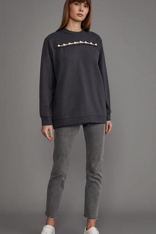LoveMeToo Pearl Love Sweatshirt