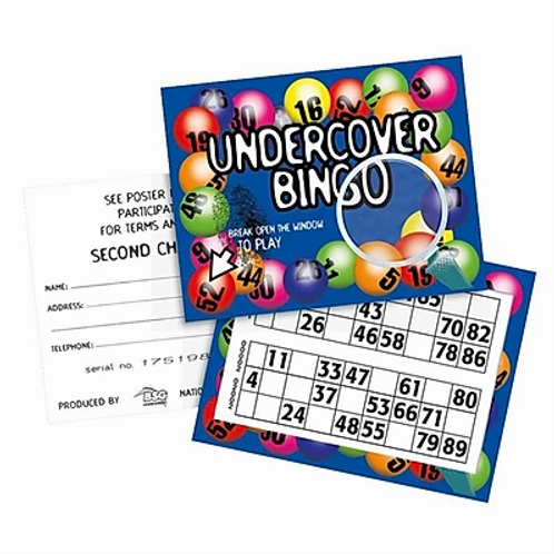 Undercover Bingo