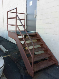 Replacing this staircase