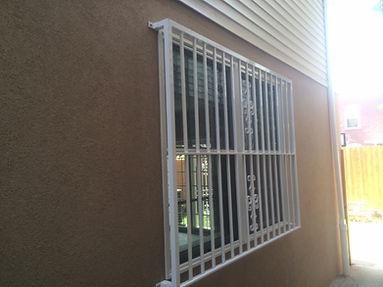 Aluminum Window Guards