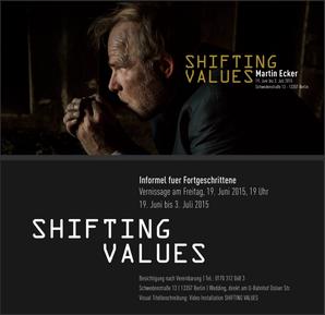 SHIFTING VALUES