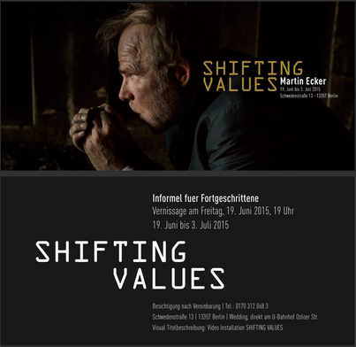 SHIFTING VALUES