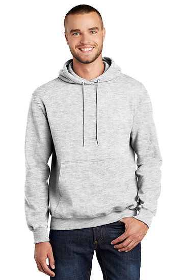 Port & Co. Essential Fleece Pullover Hooded Sweatshirt