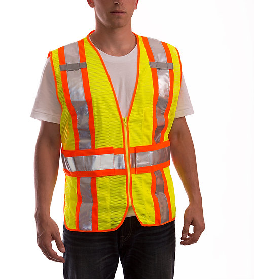 Tingley Class 2 Mesh Adjustable Vest