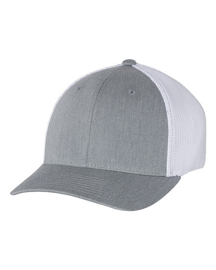 Richardson Fitted Trucker with R Flex