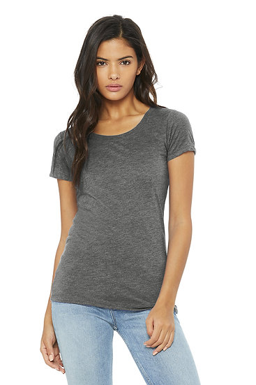 Bella+Canvas Woman's Triblend Tee