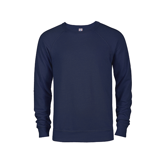 Delta Fleece Unisex French Terry Crew