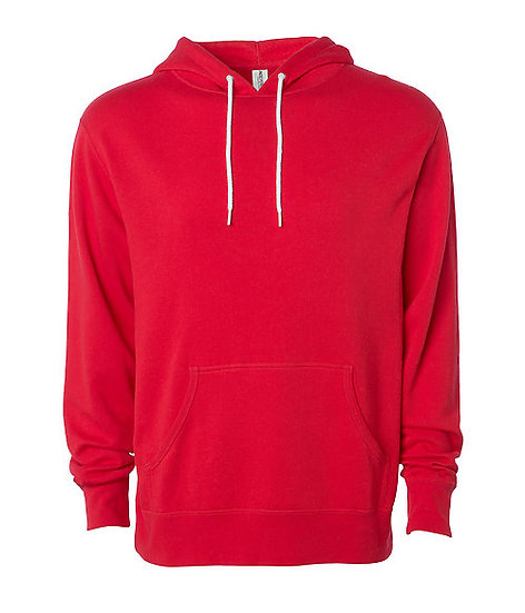Independent Unisex Pullover Hooded Sweatshirt