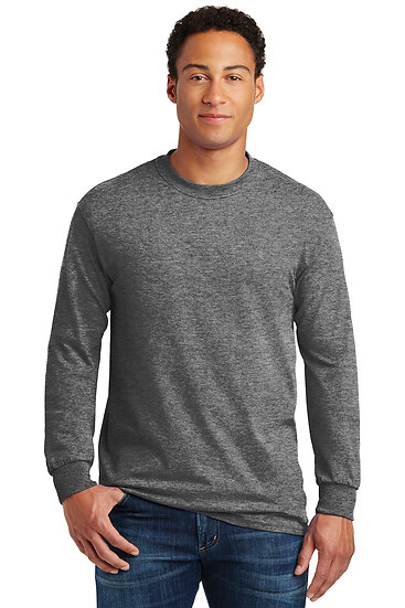 Gildan Heavy Cotton Long Sleeve Tee