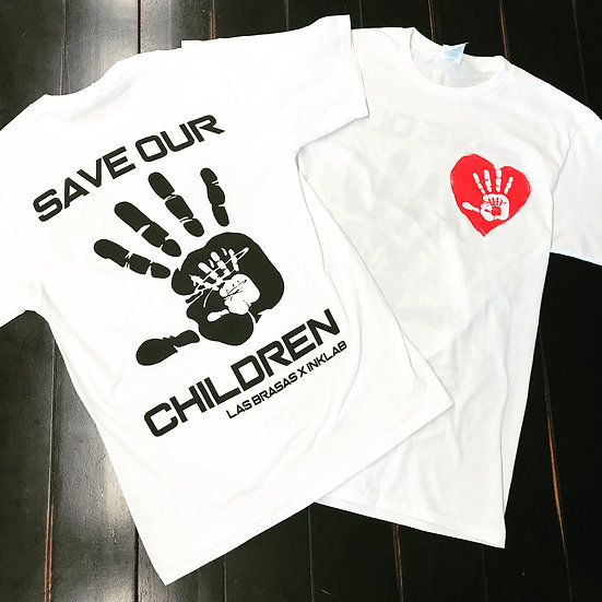 Save Our Children Charity Tee