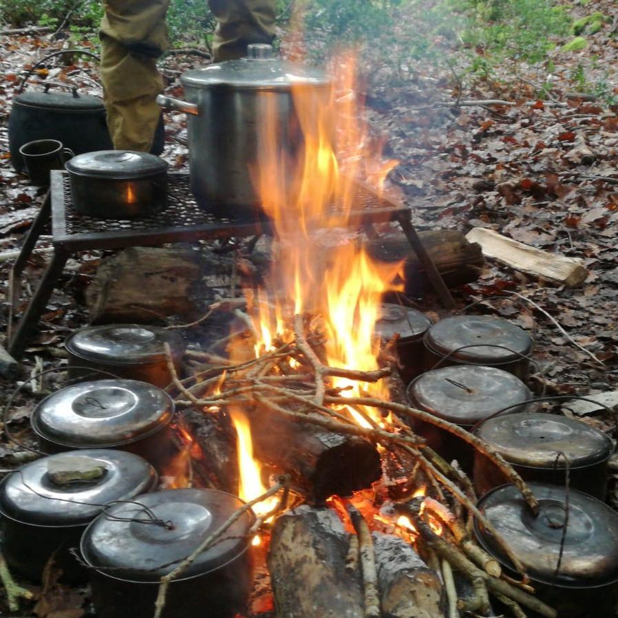 Wild Baking