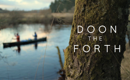 A Canoe Adventure In Scotland: Doon the Forth