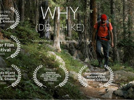 Why do I hike?