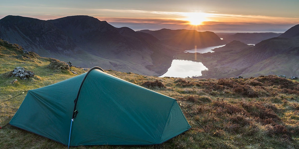 Wild Camping for Beginners (7th-9th May 2021)