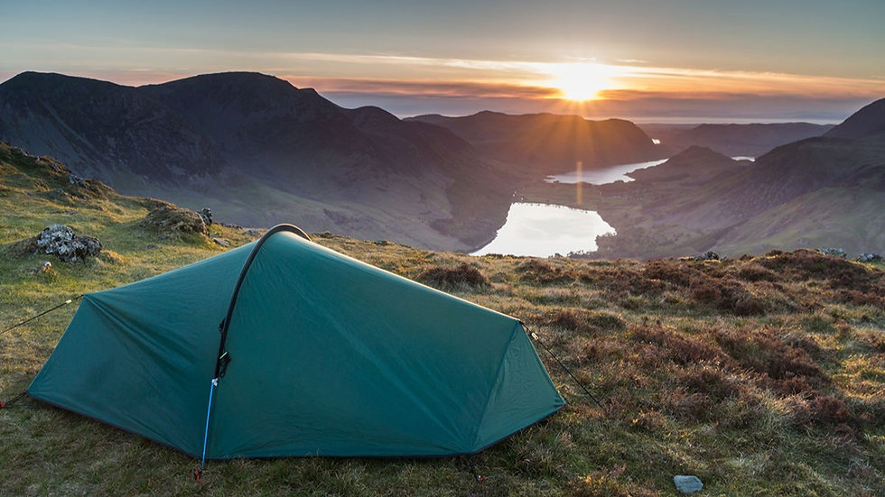 Deposit: Wild Camping for Beginners 29th-31st August