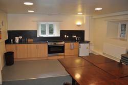 Borwick Hall Kitchen Area