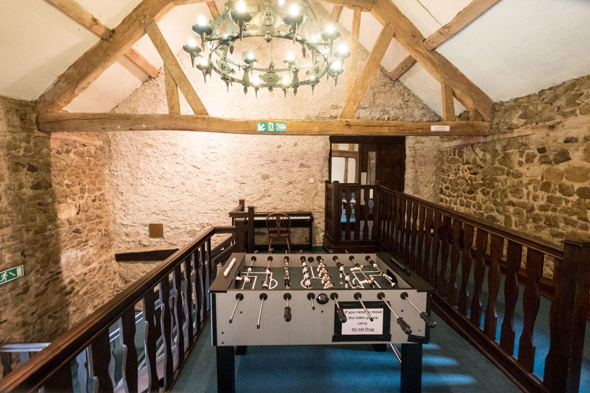 Borwick Hall
