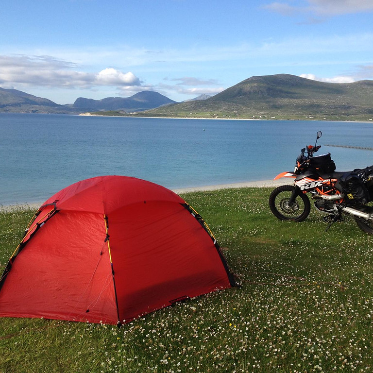 Wild Camping for Beginners, Scotland 2021