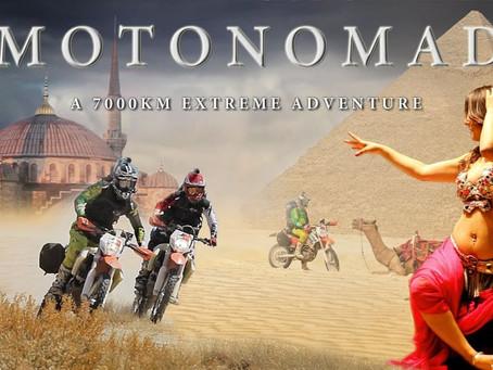 MotoNomad - UK to Australia by motorbike