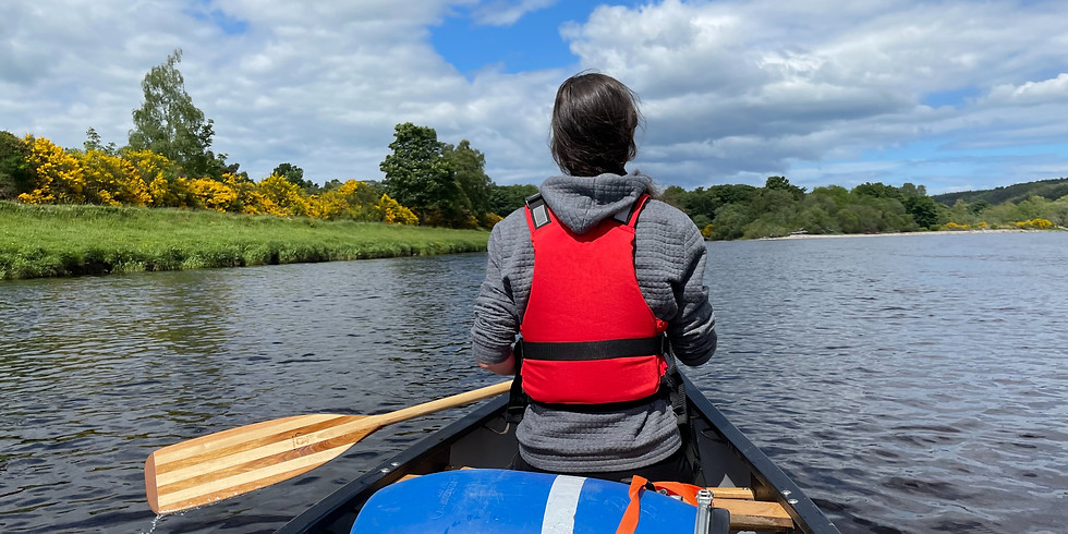 Canoe Scotland Staycation (24th August 2021)