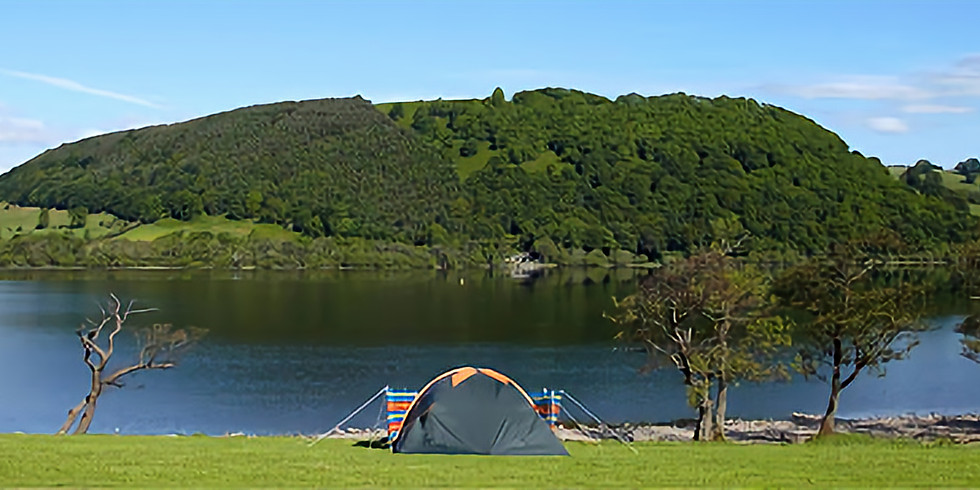 Campsite Camping for Beginners (25th-27th June 2021)