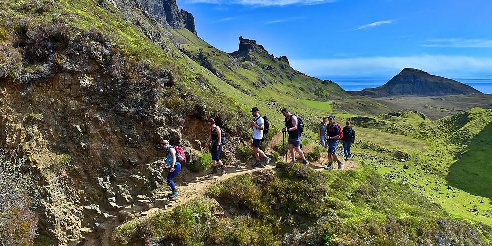 West Highland Way Staycation (September 2021)