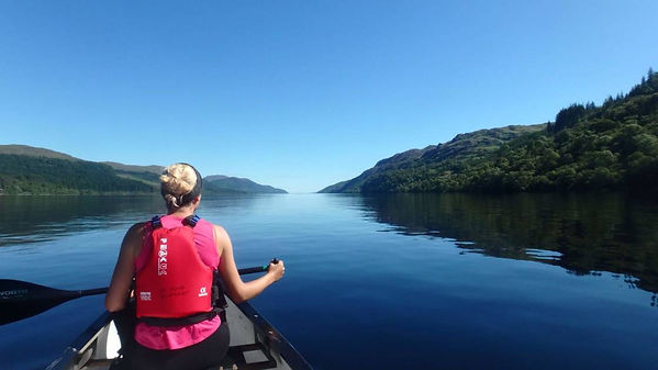 Canoe Scotland