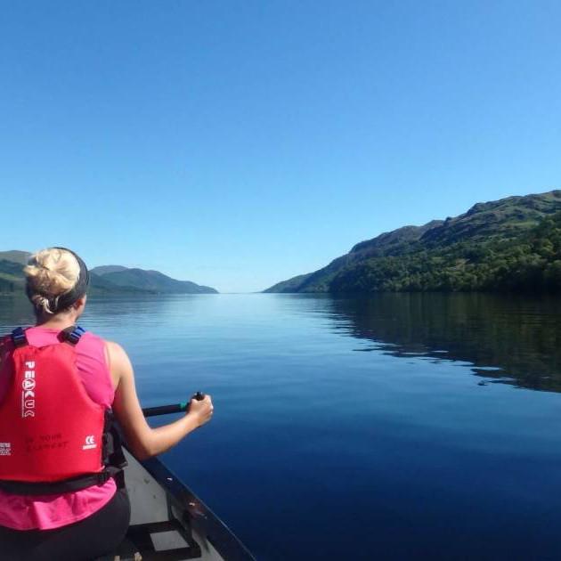 Canoe Scotland Staycation (May 2021)