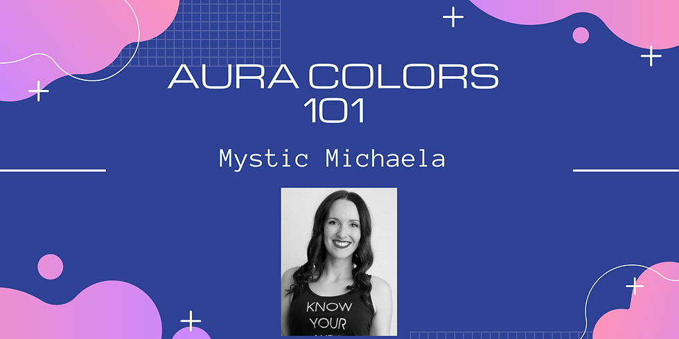 Aura Colors 101