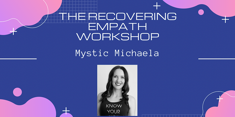 The Recovering Empath Workshop