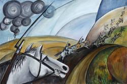 The cavalery