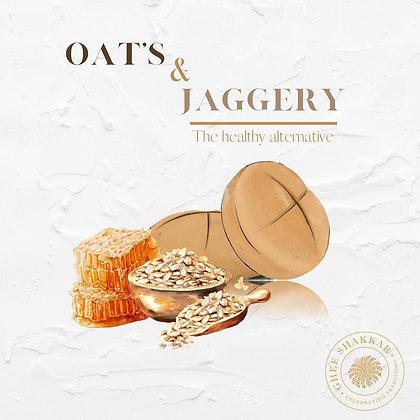 Oats & Jaggery - 16 Pcs Box