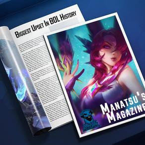Manatsu's Magazine: Platinum Mid-Season Tournament