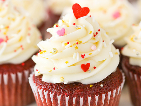 Our Velentine Recipes Are Back!