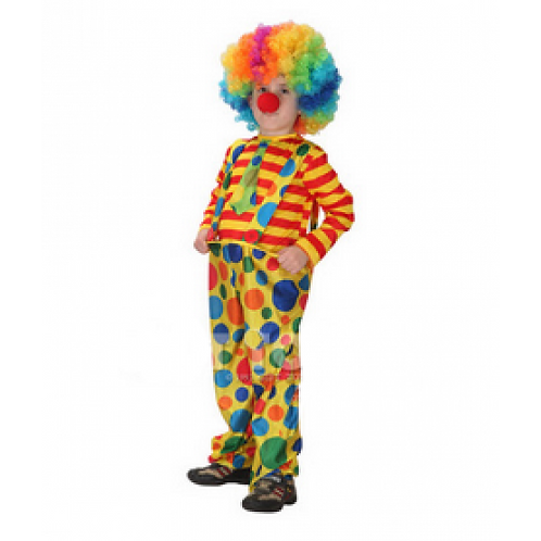Clown Boy Costume