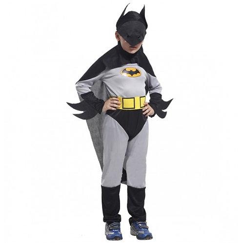 Bat Superhuman Boy Costume