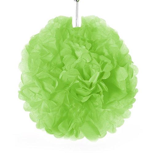 Tissue Pom Pom - Light Lime