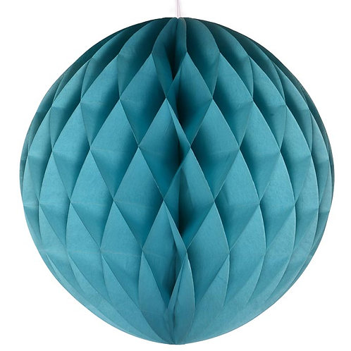 Olive Honeycomb Ball Lanterns