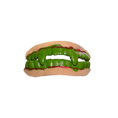 Green Monster Fangs