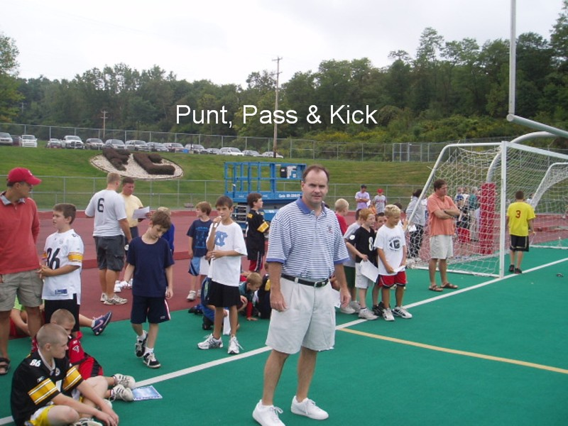Punt, Pass & Kick