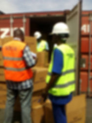 Customs Clearing of Container (Apapa/Tincan)- steps by step process in Customs clearance of imports in Nigeria Apapa / Tincan Island