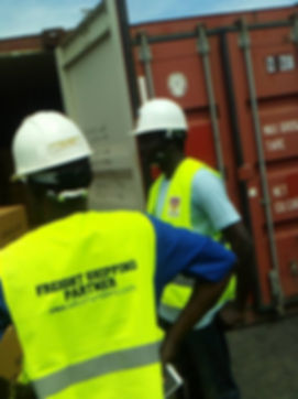 Air and Sea shipping from Texas to Nigeria