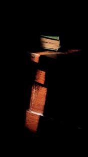 Profil penseur  Matières, ombres, dessins, figures